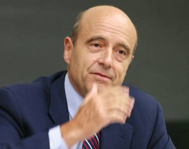 Alain Juppé, Ministro degli Esteri francese