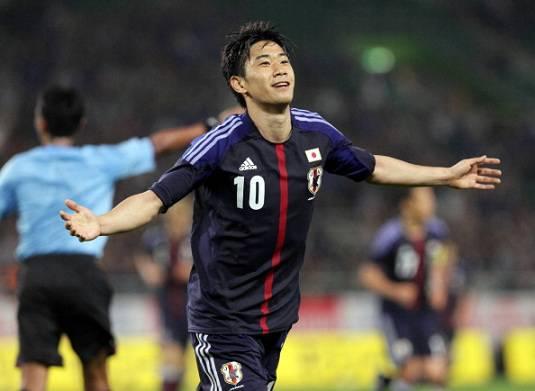 Manchester United, Kagawa ad un passo dai Red Devils
