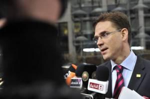 Jyrki Katainen, Primo Ministro della Finlandia (Getty Images)