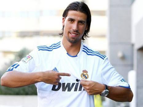 Calciomercato Real Madrid, il Manchester United vuole Sami Khedira