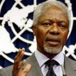 Siria: Assad accetta il piano di pace di Kofi Annan