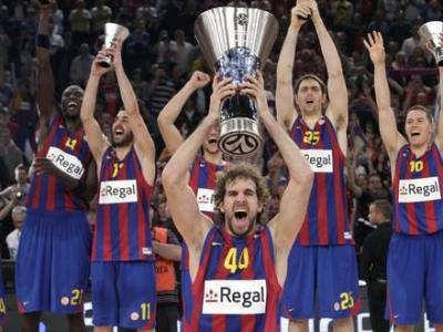 """IL BARCELLONA BATTE I LOS ANGELES LAKERS / Basket, i Campioni d'Europa hanno battuto in amichevole i """"Campioni del Mondo"""""""