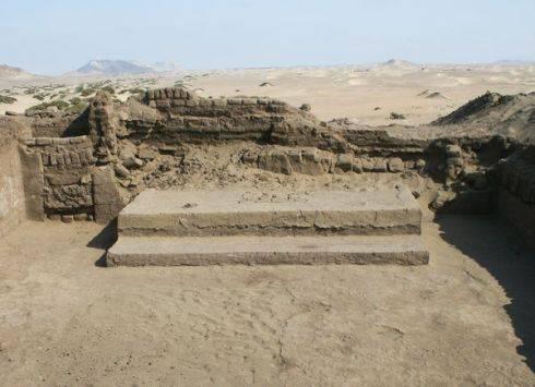 Archeologia in Perù, scoperta una piramide Moche a Huaca Colorada