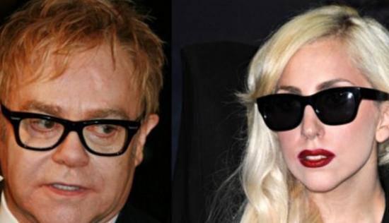"LADY GAGA / Nuovo album, duetto con Elton John in ""Born this way""?"
