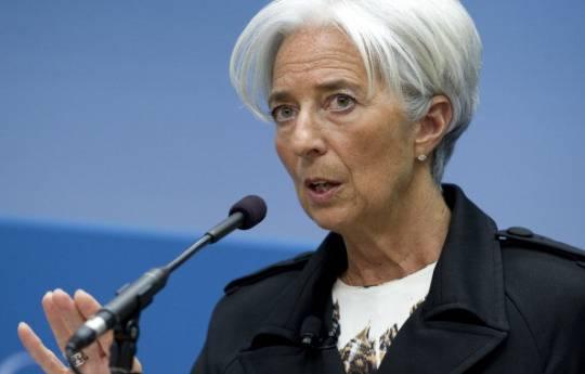 Christine Lagarde, direttore del Fondo Monetario Internazionale (Getty Images)