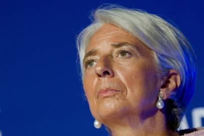 Christine Lagarde, direttore Fondo Monetario Internazionale (Getty Images)