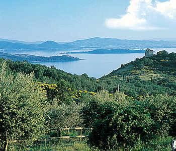 Vacanze in umbria sul new york times le macchiette degli for Casetta sul lago catskills ny