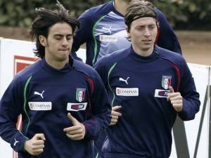Alberto Aquilani - Riccardo Montolivo