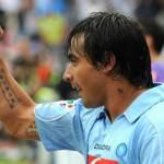 Napoli: Lavezzi non vede l'ora di tornare a giocare in campionato