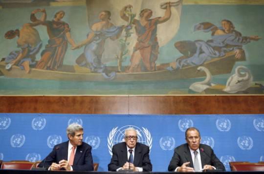 Siria, incontro costruttivo tra Kerry e Lavrov. Sospetti spostamenti di arsenali chimici nel paese