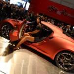 Salone di Ginevra 2011: fotogallery ragazze sexy dal Motor Show svizzero
