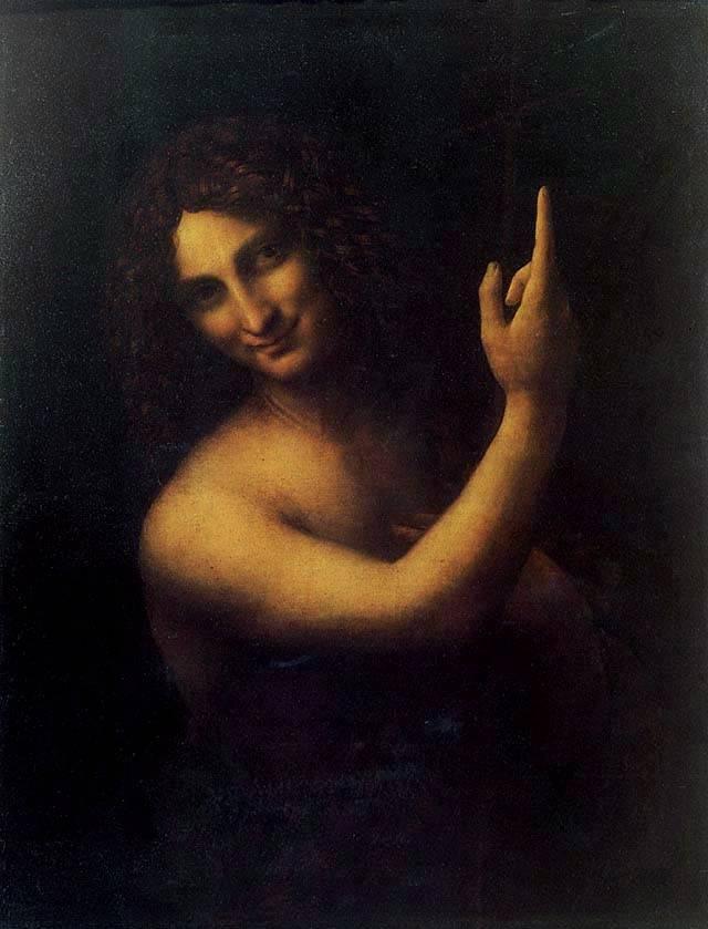 FIRENZE / Grandi mostre, il San Giovanni Battista di Leonardo da Vinci torna, dopo 500 anni, a risplendere nelle sale del museo Bargello