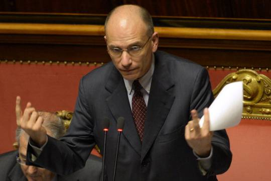Letta al Senato: Italia corre rischio fatale, serve nuovo patto di governo, fiducia non è contro qualcuno