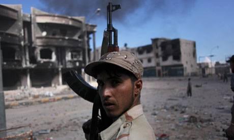La Libia chiude lo spazio aereo