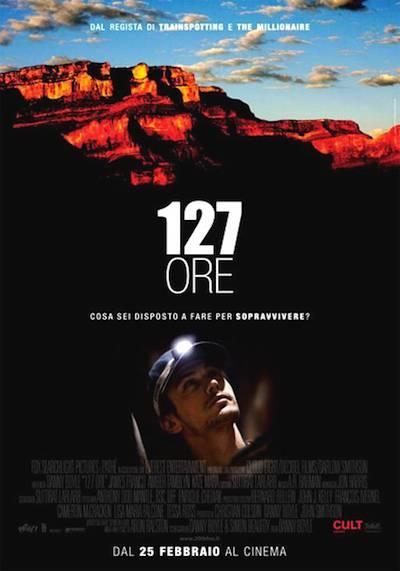 127 ore (2011), di Danny Boyle – al cinema
