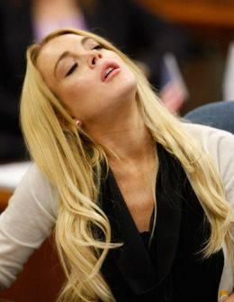 """Lindsay Lohan star a """"Ballando con le Stelle"""""""