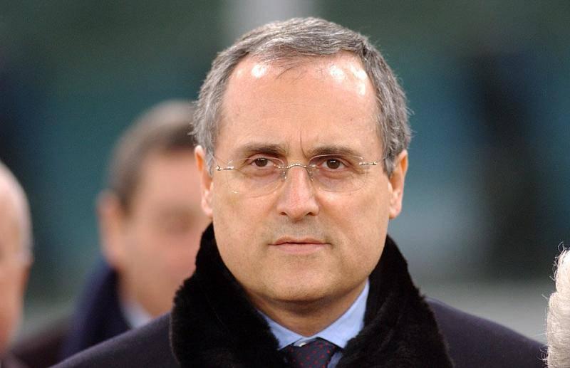 Lotito difende la Lazio in un Derby deciso da episodi