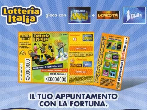 L'Epifania premia Genova: Lotteria Italia 2011 regala 5 milioni di euro