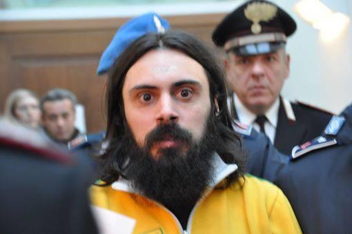 Luca Delfino assolto per l'omicidio della prima fidanzata, Luciana Biggi