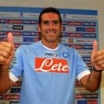 Napoli: Cristiano Lucarelli crede nella rimonta sul Milan