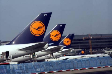 velivoli Lufthansa