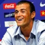 """Roma, Luis Enrique suona la carica: """"Dobbiamo entrare in campo solo per vincere"""""""