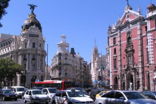 Inquinamento dell'aria: a Madrid nel 2011 c'è stato un peggioramento delle condizioni