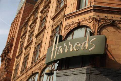 Magazzini Harrods (Oli Scarff/Getty Images)