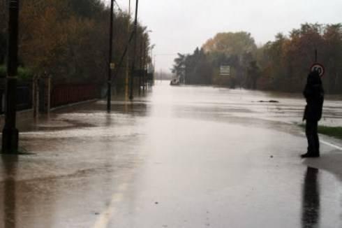 Maltempo in Italia: torna incubo alluvione in Veneto, frane e smottamenti in Piemonte