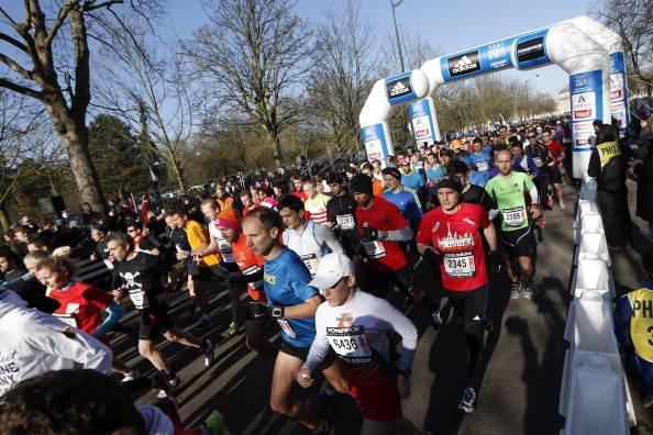 Maratona Roma – Ostia: muore un uomo di 44 anni