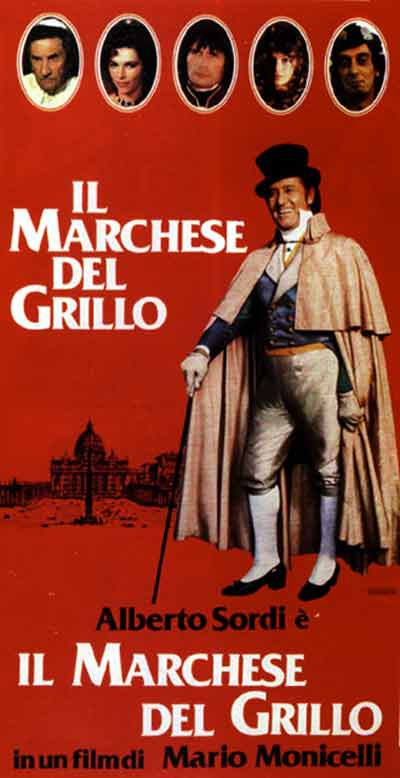 """Omaggio a Monicelli: """"è morta la giustizia"""" da """"Il marchese del Grillo"""""""