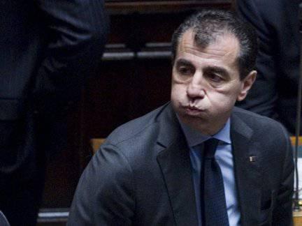 """Caso Milanese, la Lega voterà no all'arresto. Bossi: """"Non voglio far cadere il governo"""""""