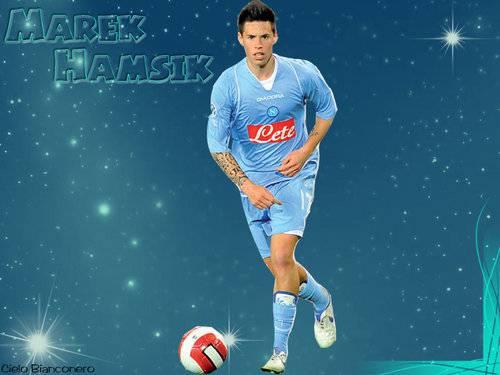 Bari – Napoli: il centrocampo azzurro torna nelle mani di Marek Hamsik