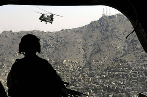 AFGHANISTAN / Passagio consegne a Sangin, Truppe britanniche lasciano distretto in provincia di Helmand ai Marines americani