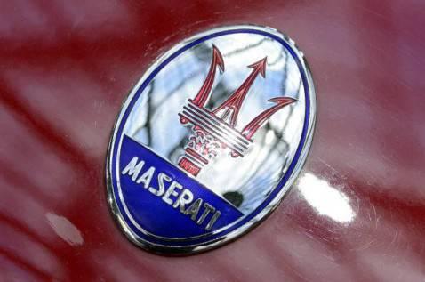 Logo Maserati (Getty Images)
