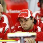 """F1 Ferrari, Felipe Massa: """"Gomme hard troppo dure per il Gp d'India"""""""