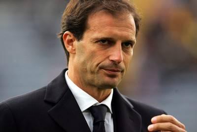 """Milan-Roma, Allegri: """"Non meritavamo di perdere"""""""