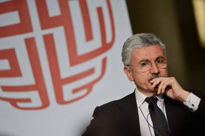 Massimo D'Alema (ANDREAS SOLARO/AFP/GettyImages)