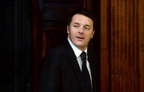 Matteo Renzi (FILIPPO MONTEFORTE/AFP/Getty Images)