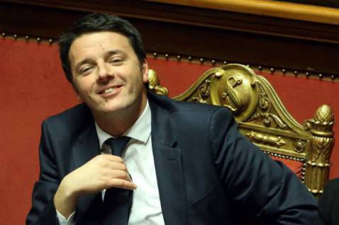 Matteo Renzi (Franco Origlia/Getty Images)
