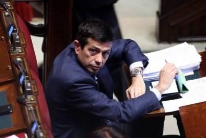 Il ministro delle Infrastrutture Maurizio Lupi (Getty Images)