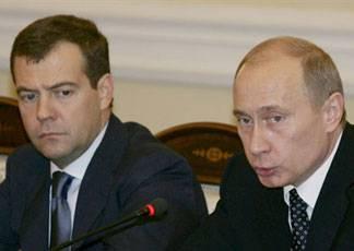 Elezioni presidenziali in Russia del 2012: sarà scontro tra Putin e Medvedev?