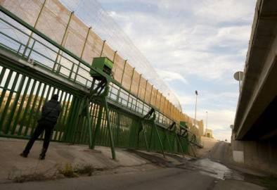 Confine Melilla, Marocco (Getty images)