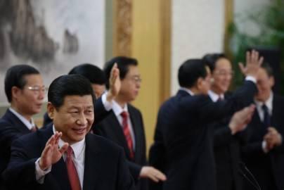 Membri del Politburo (Feng Li/Getty Images)