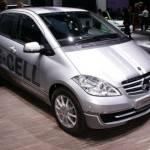 SALONE DI PARIGI 2010 / Mercedes Classe A E-Cell, novità auto elettriche: non un prototipo, ma vettura di serie entro fine anno