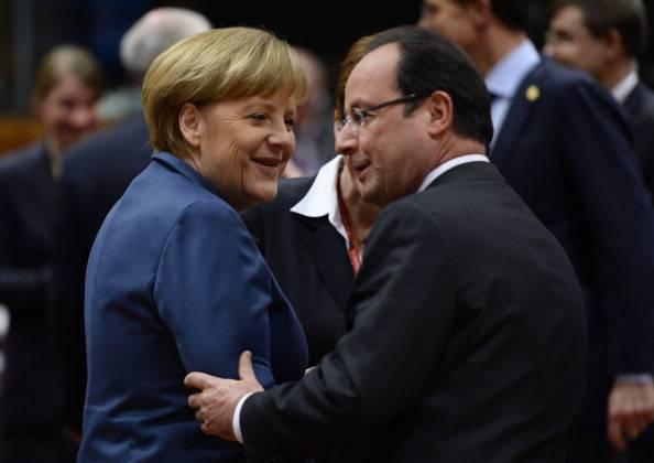 Atteso per oggi l'incontro fra il premier Renzi e la cancelliera tedesca Merkel