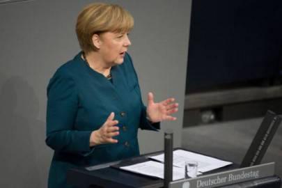 Angela Merkel  (Timur Emek/Getty Images)