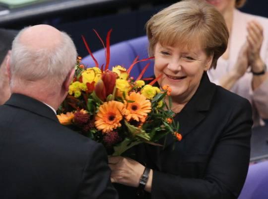 Germania: Angela Merkel eletta cancelliere per la terza volta
