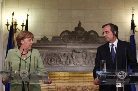 Grecia: Merkel esorta a fare di più, ma promette nuovi aiuti