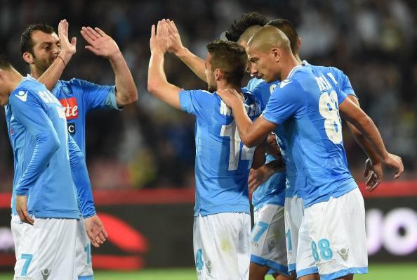 Sampdoria – Napoli in diretta: segui la Serie a in tempo reale